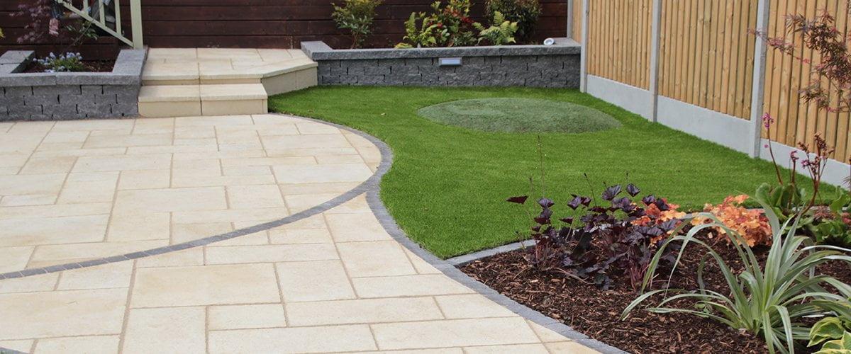 Garden Paving Installers For Bristol