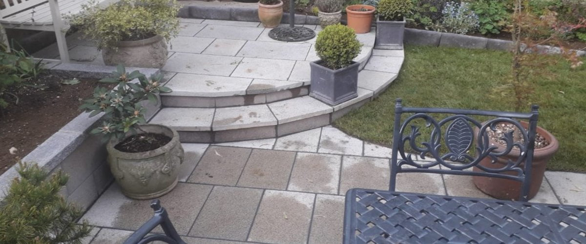 Natural Stone Bristol Installed By Bristol Paving Contractors